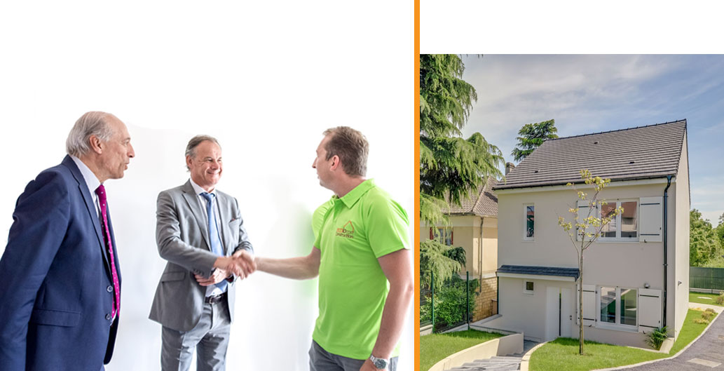1ère maison Label Promotelec Habitat Neuf Bepos Effinergie 2017