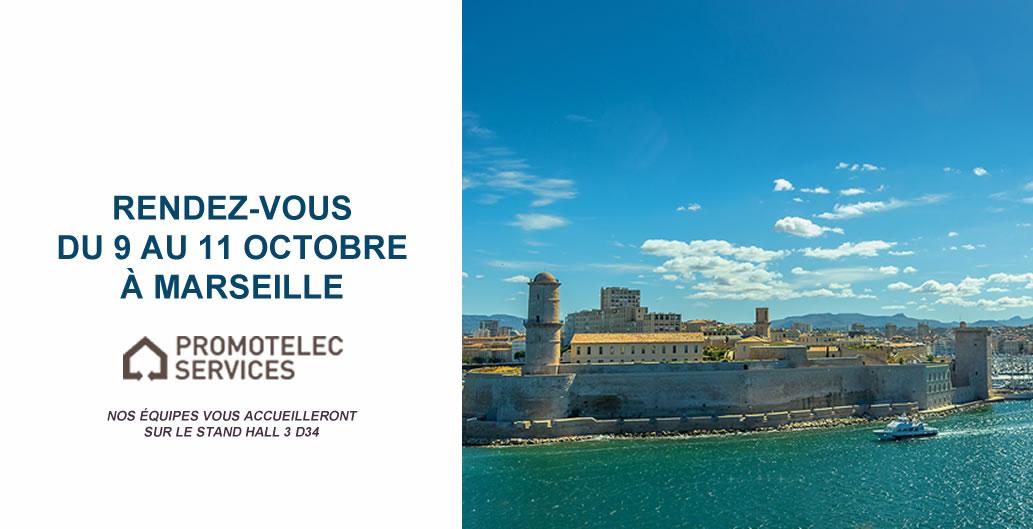 Promotelec Services sera au salon H'Expo les 9, 10 et 11 octobre