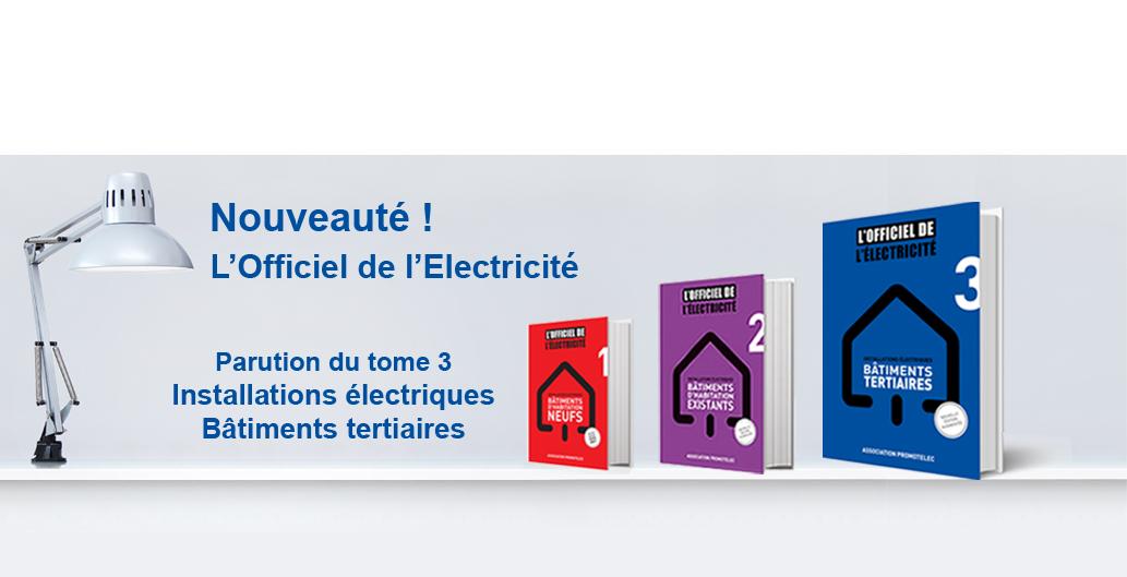Nouveau ! les installations électriques dans les ERP et les ERT