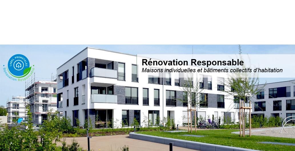 Nouvelle version du référentiel Rénovation Responsable